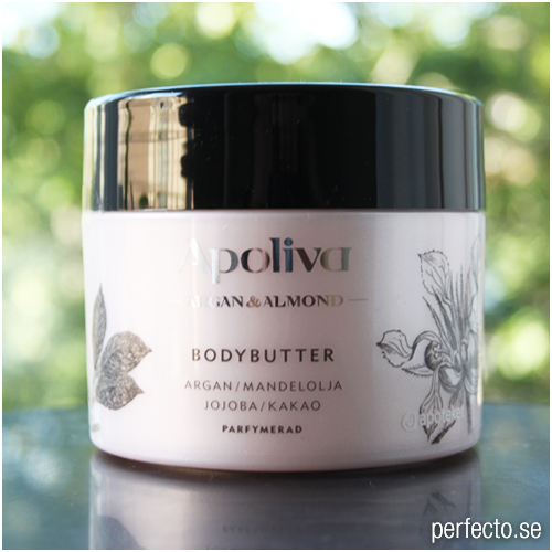 Apoliva Argan & Almond Bodybutter