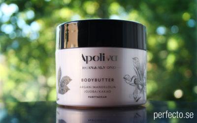 Test: Apoliva Argan & Almond Bodybutter