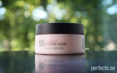 Test ansiktskräm: The Body Shop Vitamin E Moisture Cream