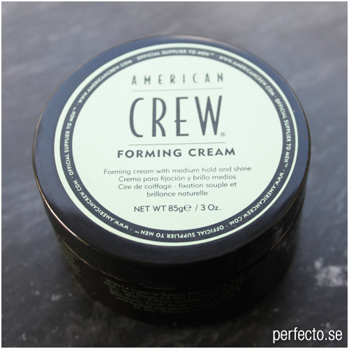 presenter många stilar väldigt billigt Test hårvax för män: American Crew Forming Cream | Hårvård | Perfecto