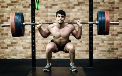 Bygg mer muskler och bränn mer fett när du tränar.