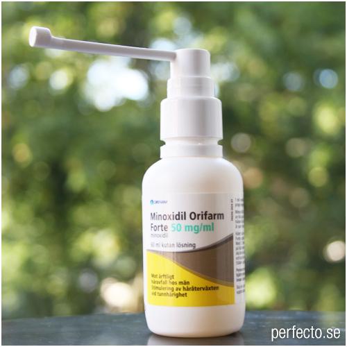 Minoxidil Orifarm Forte