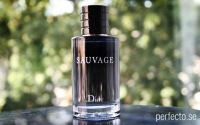 Recension herrparfym: Dior Sauvage EDT.