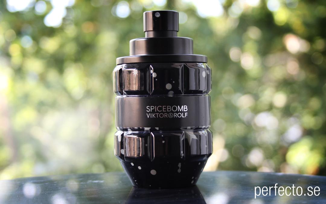 Recension parfym: Viktor & Rolf Spicebomb EDT för män