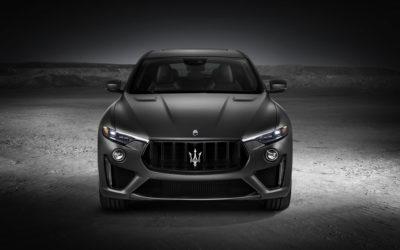 Maserati Levante Trofeo är snart här.