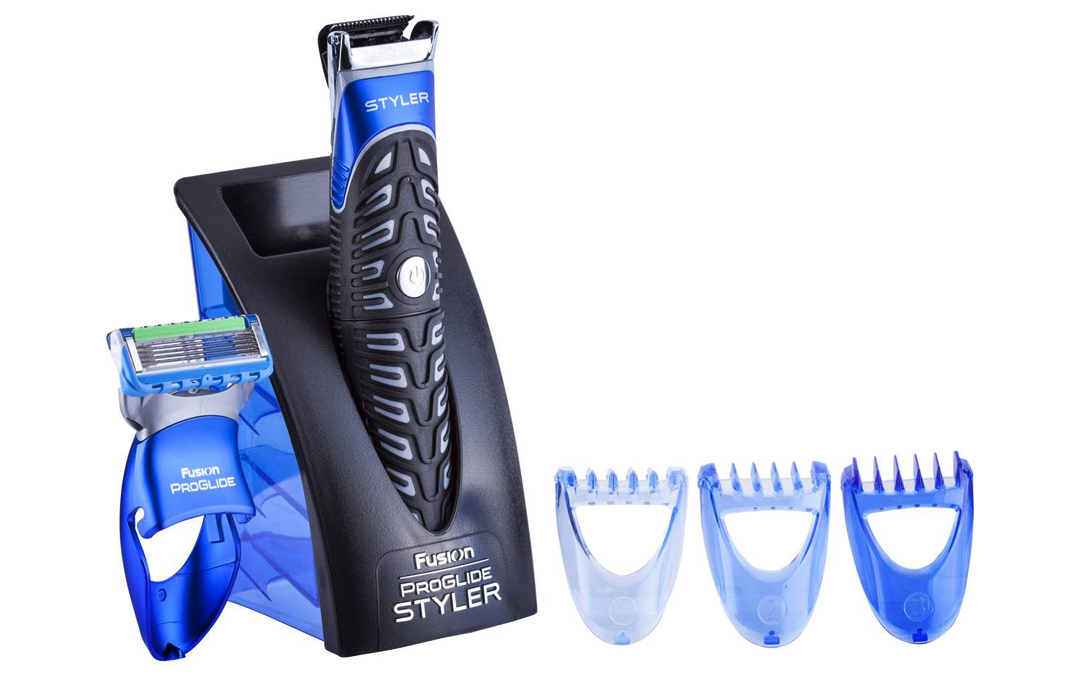 Recension: Gillette Fusion ProGlide Styler