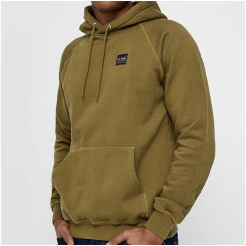 snygg hoodie herr Le Fix