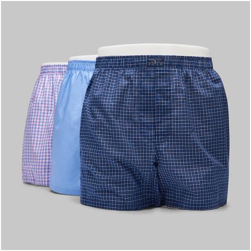 Snygga underkläder herr Boxer Shorts