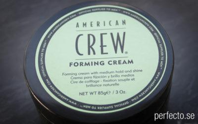 Test hårvax: American Crew Forming Cream