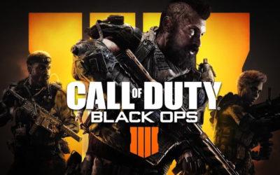 30 Dagar Tills Call of Duty Black Ops 4. Är du redo?