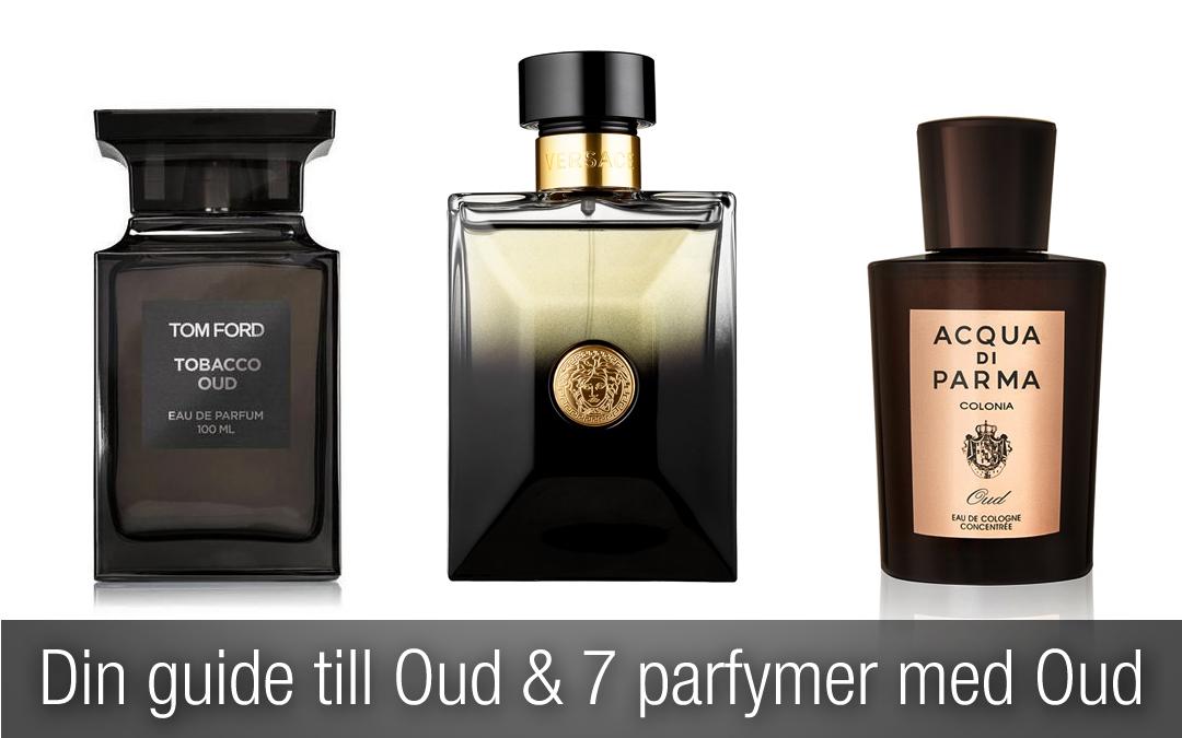 Bästa manliga parfymen