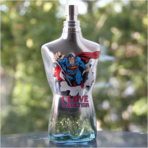 Le Male Superman Eau Fraiche for men