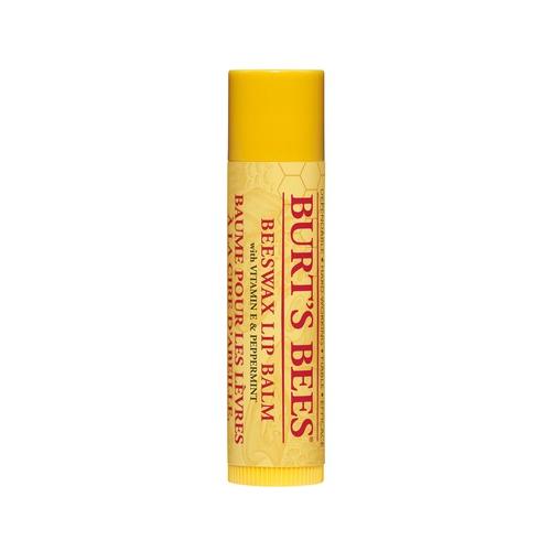 Läppbalsam bäst i test Burt's Bees Beeswax Lip Balm