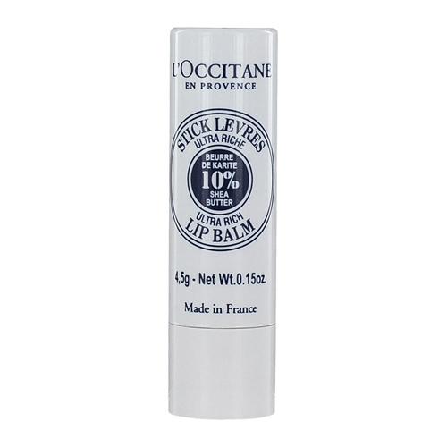 Läppbalsam bäst i test L'OCCITANE ultra rich lip balm