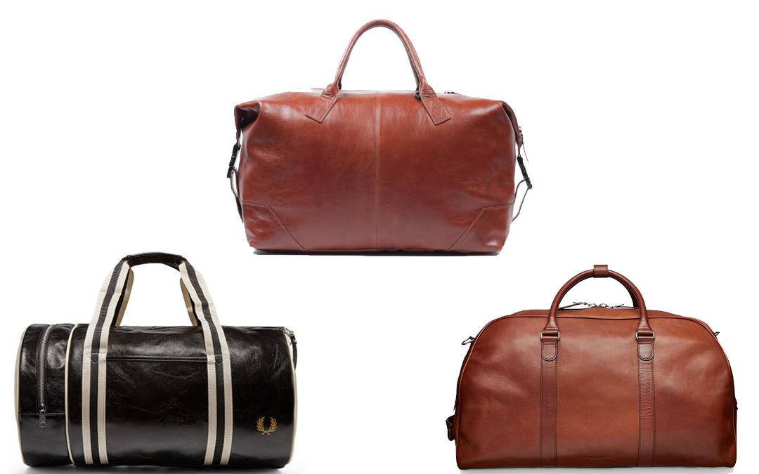 En snygg weekendbag är ett måste för varje man. Här är de snyggaste weekendväskorna för herrar 2018!