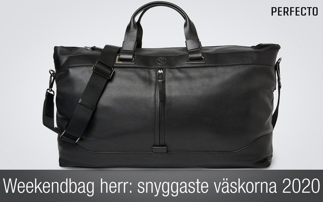 Weekend bag herr