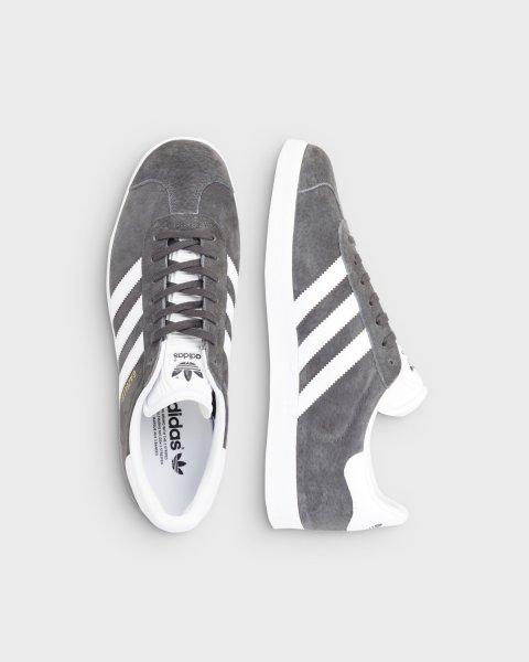 adidas originals sneakers herr grå