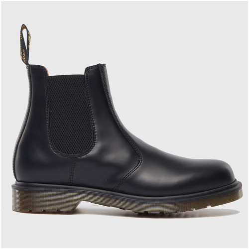 Chelsea boots herr svart Dr. Martens