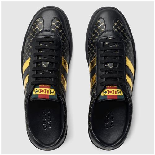 Gucci Sneakers herr Dapper Dan