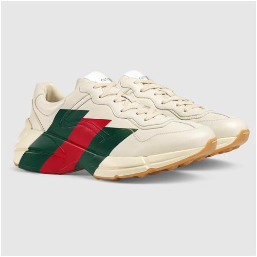 Gucci sneakers herr Rhyton