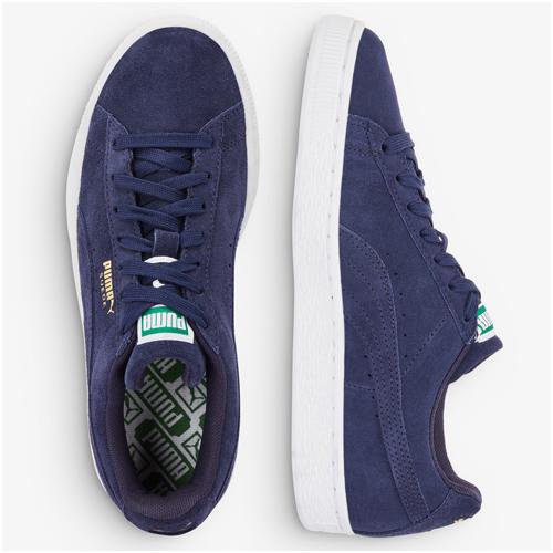 Puma Suede Classic Sneakers Herr Mörkblå