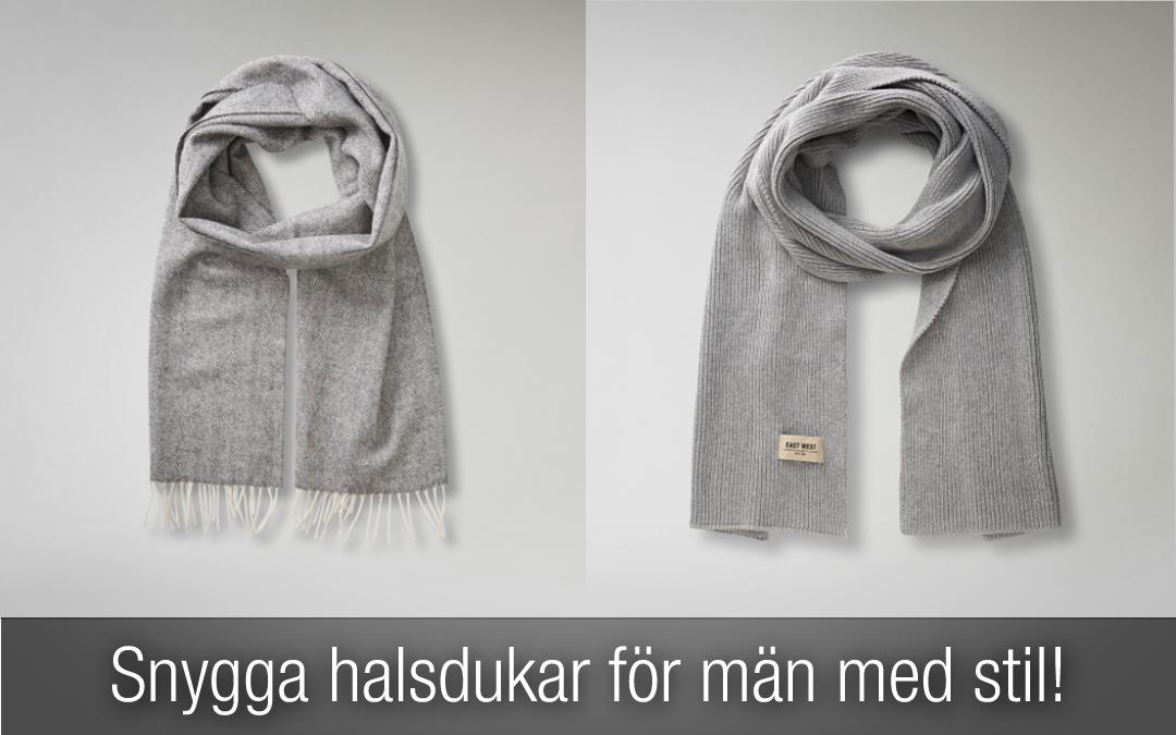 Halsduk herr - snygga halsdukar för män med stil  9af0285490e0f