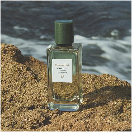 Massimo Dutti Island Accord Parfym Herr
