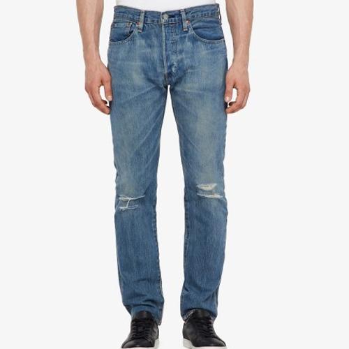 Levi's 501 Slitna Jeans Herr