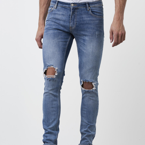 Slitna jeans william baxter