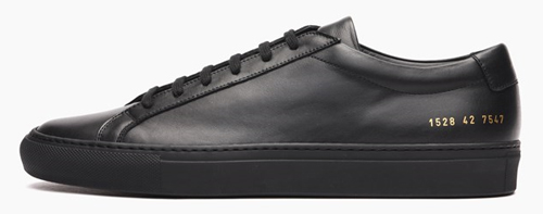Svarta sneakers herr - Common Projects