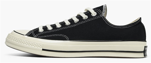 Svarta Sneakers Converse Chuck Taylor