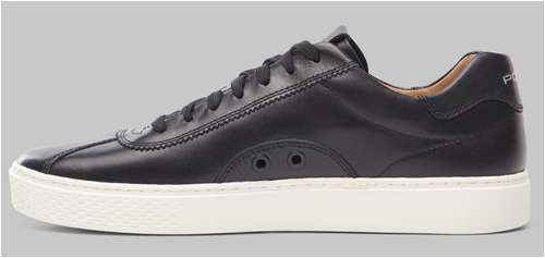 Polo Ralph Lauren Svarta Sneakers