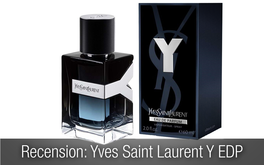 Yves Saint Laurent Y EDP Parfym Herr Recension