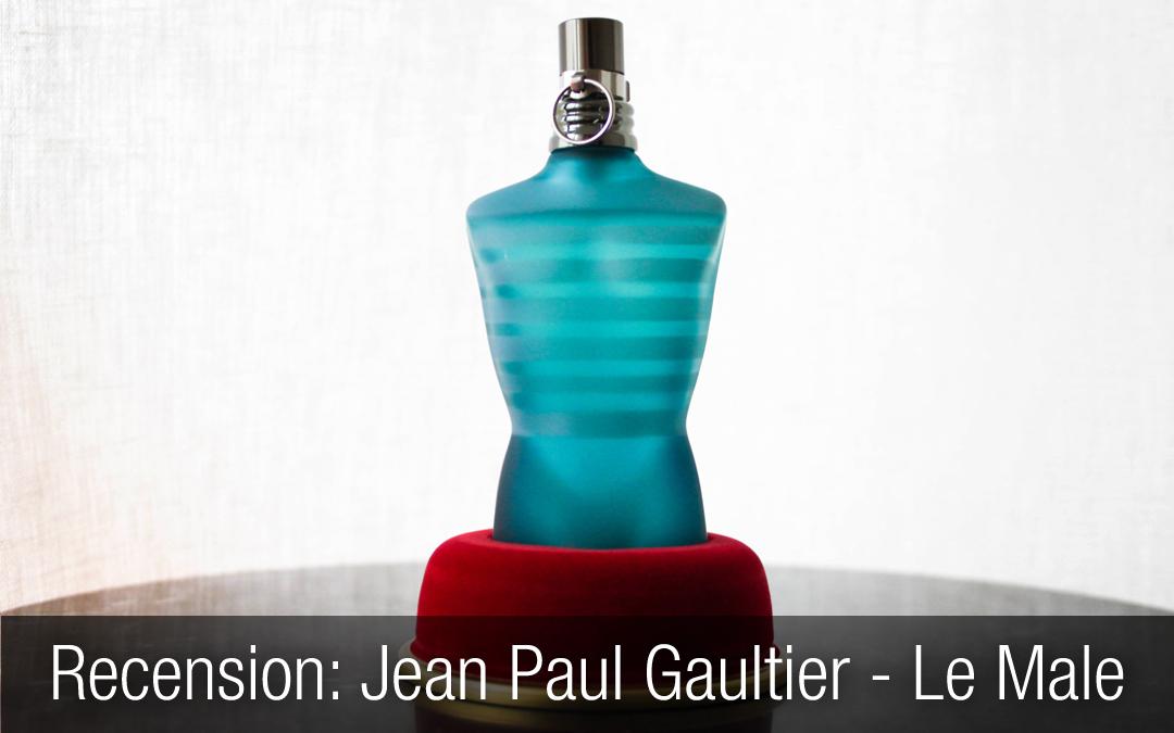 Recension herrparfym: Jean Paul Gaultier – Le Male!
