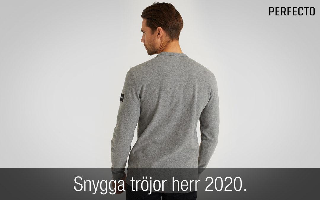 Snygga tröjor herr 2020. Listan på tröjor du INTE får missa!