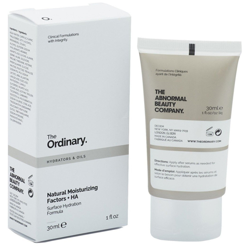 The Ordinary Recension - Natural Moisturizing Factors + HA