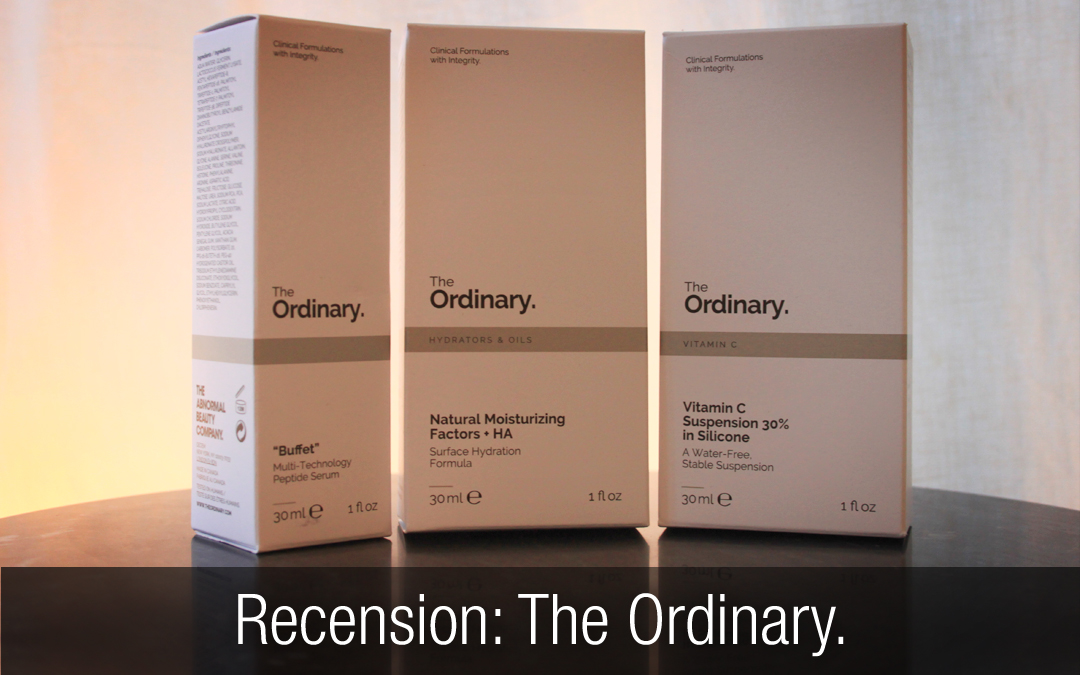 Recension: The Ordinary.