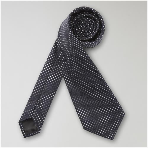 Pricking slips blå till mörkblå kostym