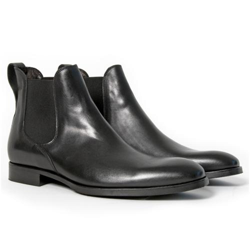 Rizzo Chelsea Boots i skinn