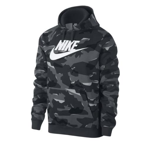 Hoodie Camouflage herr Nike