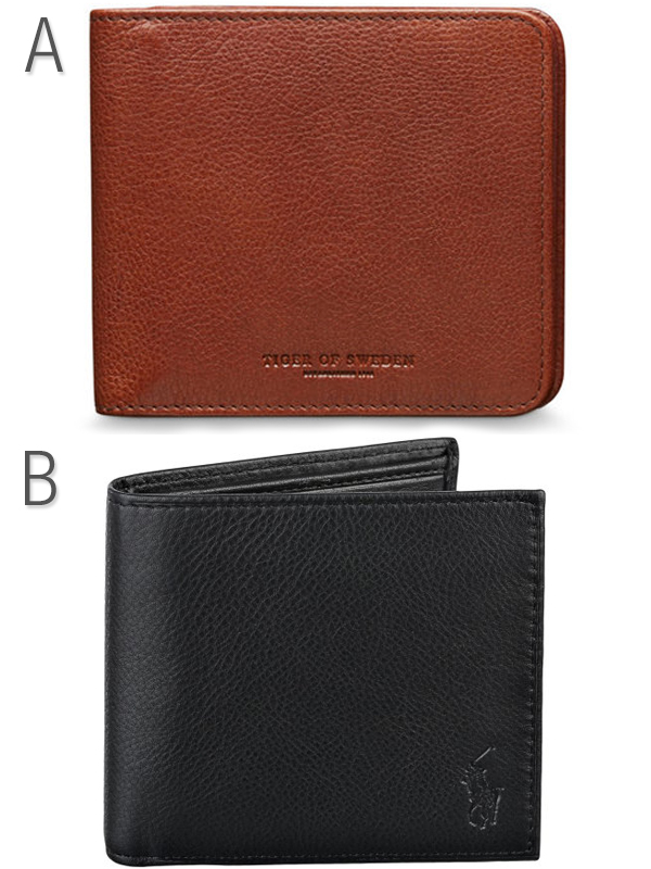 Plånbok herr - accessoarer för män