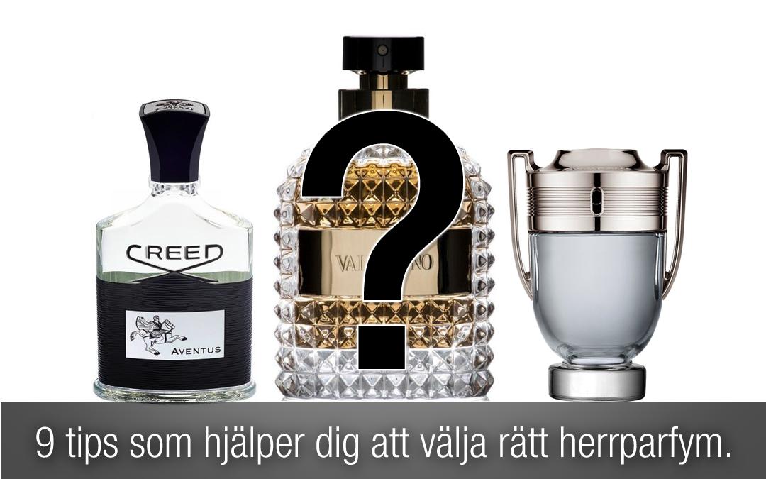 tips på fräscha parfymer