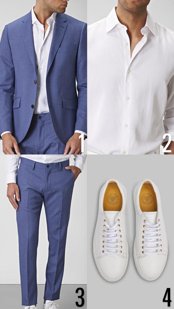 Outfit dejt för killar