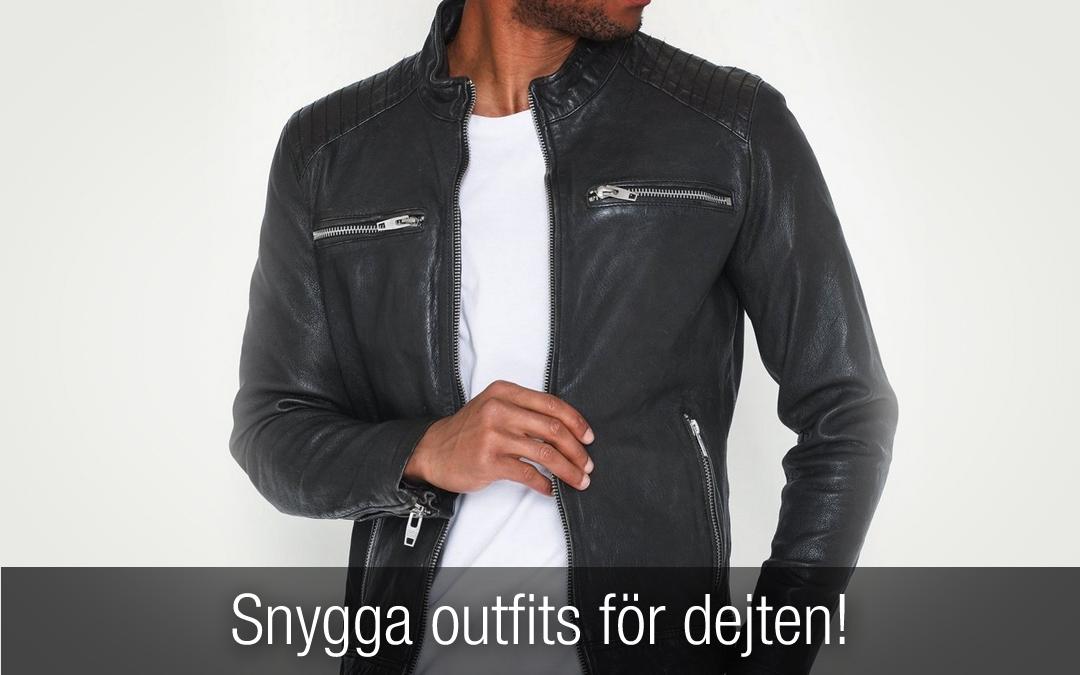 Snygga outfits för killar till dejten! Stiltips för din dejt.