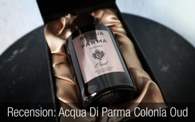 Acqua Di Parma Colonia Oud EdC Concentrée Recension