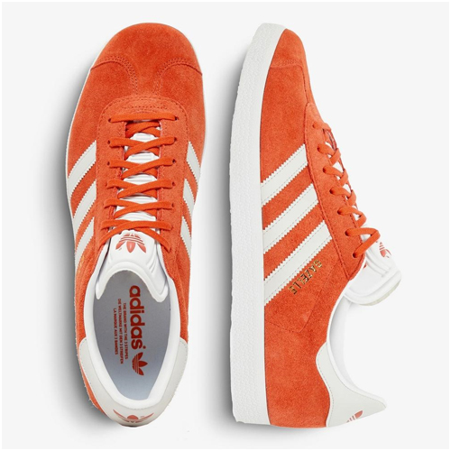 Orange mocka sneakers herr Adidas