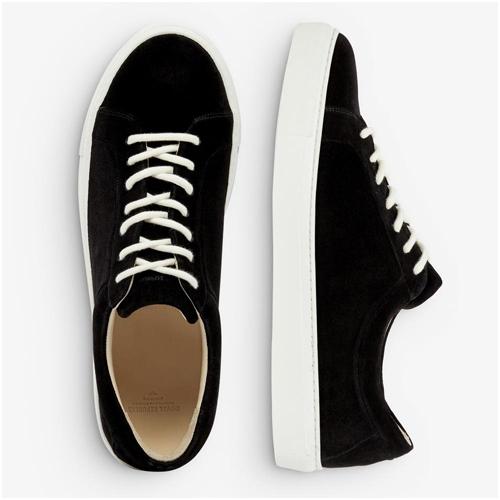 Svarta mocka sneakers herr Royal Republiq