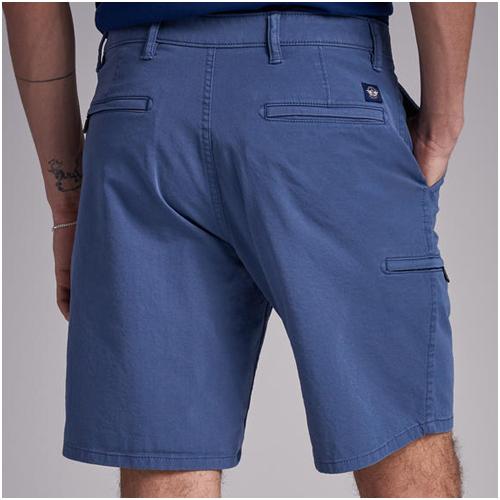blå shorts herr från Dockers