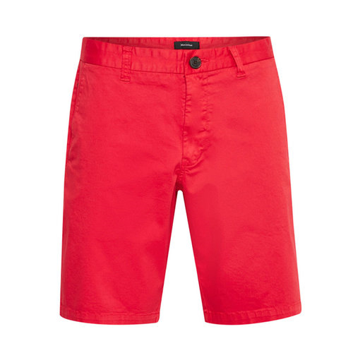 Röda shorts herr Matinique