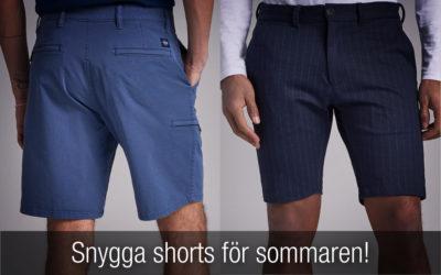 Snygga shorts herr. Klä dig snyggt i sommar!